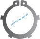 Din983 Кольцо стопорное наружное с лапками для вала