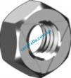 Din980 Гайка шестигранная со скошенными краями и мелким шагом резьбы