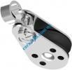 М8391C Миниблок со скобой, нейлоновый ролик