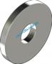 Din440R Шайба увеличенная форма R - отверстие круглое