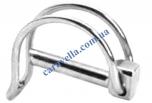 Din11023 D  Шплинт для труб