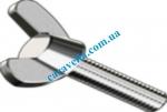 Din316 AF Винт барашковый - прямоугольные лепестки (американский тип)
