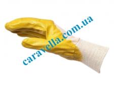 Перчатки с нитриловым покрытием, размер 10
