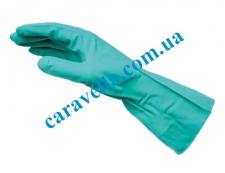 Химически стойкие нитриловые защитные перчатки, размер 9