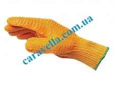 Перчатки вязаные для защиты от порезов Criss-Cross, размер 10