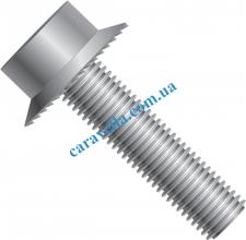 Винт стопорный с цилиндрической головкой, внутренним шестигранником (INBUS RIPP)
