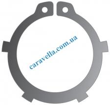 Кольцо стопорное наружное с лапками для вала