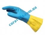 Химически стойкие перчатки неопрен / латекс -SZ9
