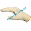 Перчатки плотной вязки из коттона, размер 9