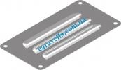 Вентиляционная решетка М8057 А 127х66х0.6 A2