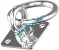 Обушок вертлюжный с кольцом