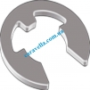 Кольцо стопорное быстросъёмное для вала