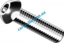 Винт ISO7380 М8х65 кл.8.8 цинк